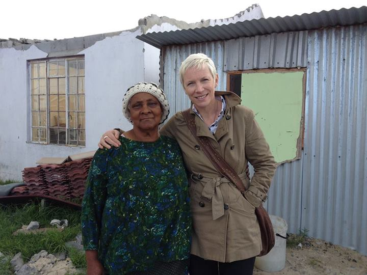 The amazing Grandmothers Against Poverty and Aids