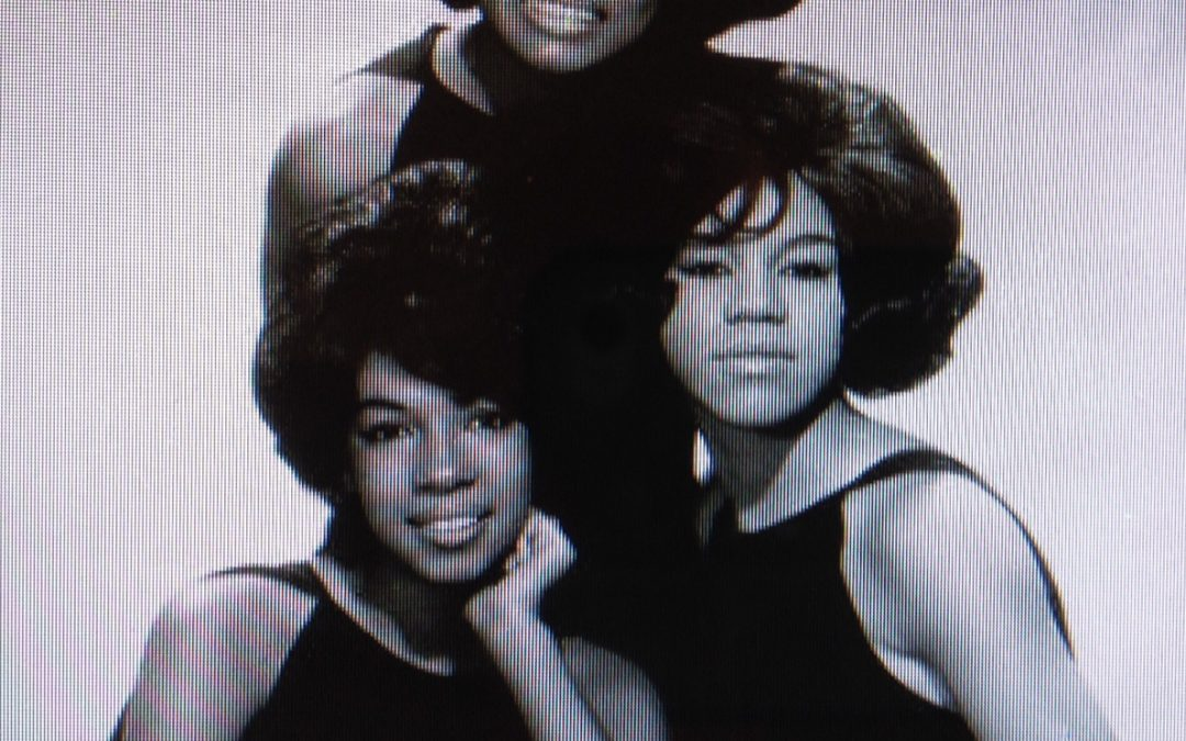 "THE SUPREMES ""WHERE DID OUR LOVE GO"""