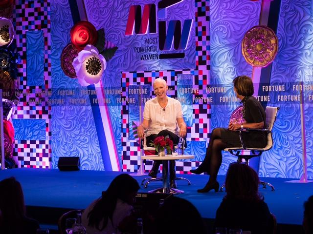 Watch online: Annie Lennox OBE Interviewed by Pattie Sellers