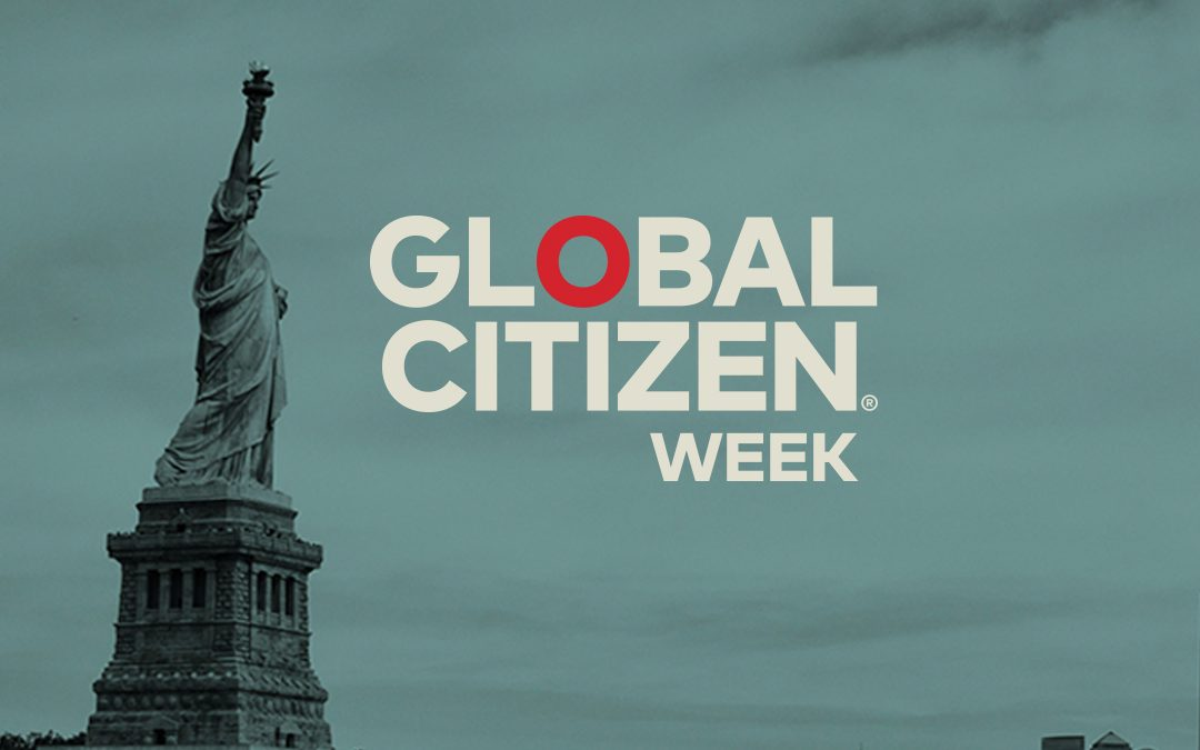 Annie Lennox To Receive 2017 George Harrison Global Citizen Award To Kick Off Global Citizen Week 2017