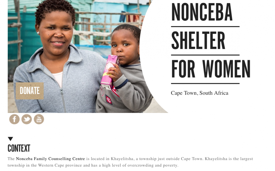 The Circle – Nonceba Shelter For Women