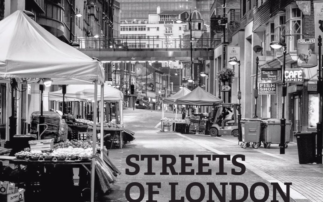 New Track – Streets of London – Out Now