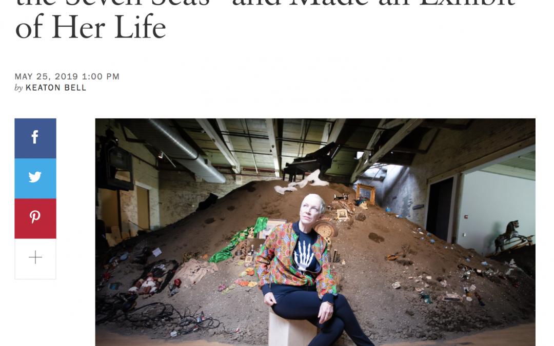 New Interview Vogue.com – Read Online