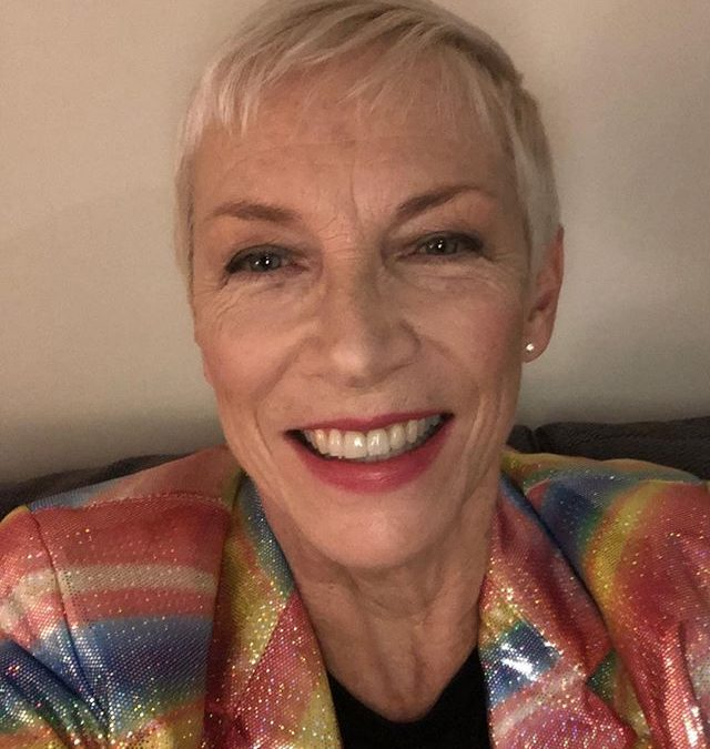 Selfie… Backstage during the interval at the Armadillo Theatre during 'An Evening of Music and Conversation with Annie Lennox' Post me your pics and clips! #OneReasonWhyImAGlobalFeminist #thecirclengo
