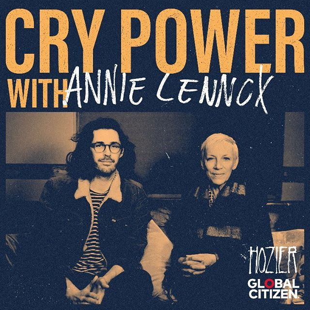 I'm absolutely delighted to have been invited to be part of 'Cry Power' – the brand new 'Hozier-Global Citizen' podcast in support of the UN Sustainable Development Goals. Goal Number 5 (Gender Equality) represents the urgent need for transformation and empowerment in every aspect of the lives of millions of women and girls everywhere around the world. From education to protection against gender based violence. There is a desperate need for Global Feminism everywhere! #hozier #globalcitizen #globalfeminism #thecirclengo #globalgoals